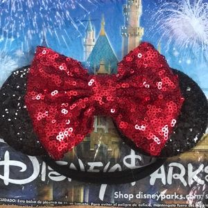 Minnie Mouse Ears for toddlers
